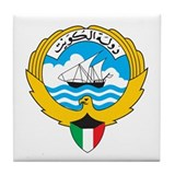 KUWAIT Tile Coaster
