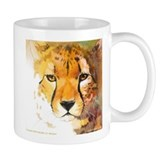 Cheetah Small Mug
