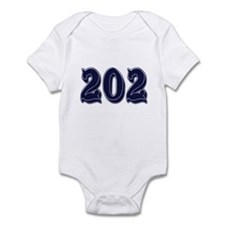 202 Infant Bodysuit