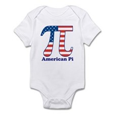 American Pi Infant Bodysuit