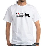 OLD ENGLISH SHEEPDOG Shirt