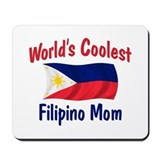 Coolest Filipino Mom Mousepad