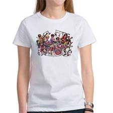 Cowsill 1960s Cartoon Tee