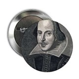 "Wm Shakespeare 2.25"" Button (100 pack)"