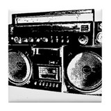 BoomBox 2 Tile Coaster