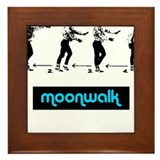 Moonwalk 02 Framed Tile