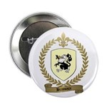 BRASSAUX Family Crest Button
