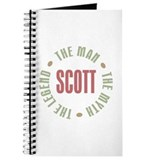 Scott Man Myth Legend Journal