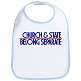 Church & State Belong Separat Bib