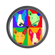 Cute Bull Wall Clock