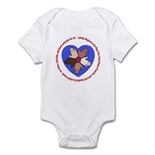 Pledge Infant Bodysuit