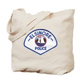 Elsinore Police Tote Bag