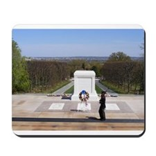 Cute National cemetery Mousepad