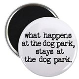 Pets 2.25&quot; Round Magnet