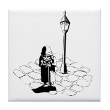Cute End game Tile Coaster