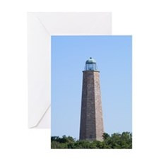 Cute Lighthouses in virginia Greeting Card