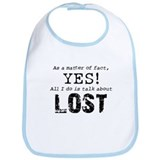 Talk About LOST Bib