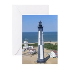 Lighthouses in virginia Greeting Cards (Pk of 10)