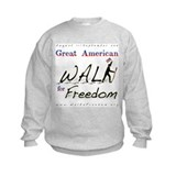 Great American Walk for Freed Sweatshirt