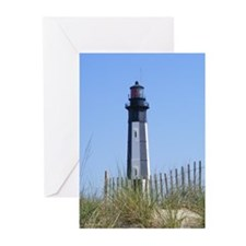 Lighthouses in virginia Greeting Cards (Pk of 20)
