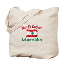 Coolest Lebanese Mom Tote Bag