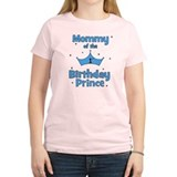 Mommy of the 1st Birthday Pri T-Shirt