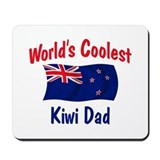 Coolest Kiwi Dad Mousepad