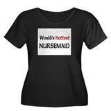 World's Hottest Nursemaid Women's Plus Size Scoop