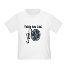 How I Roll (Movie Film) T