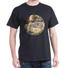 Tired Squirrel T-Shirt