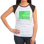 Lot Lizard Summer 2005 Women's Cap Sleeve T-Shirt