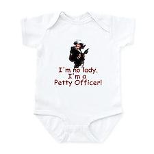 I'm No Lady Infant Bodysuit