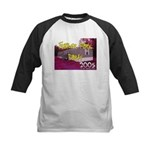 Trailer Park Party Kids Baseball Jersey