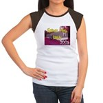 Trailer Park Party Women's Cap Sleeve T-Shirt