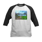 What Trailer Are You From? Kids Baseball Jersey