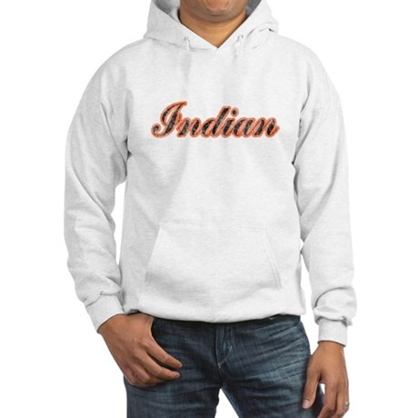 Indian Hooded Sweatshirt