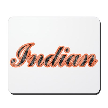 Indian Mousepad