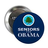 "SENIORS FOR OBAMA 2.25"" Button"