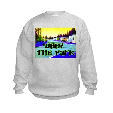 Obey The Trailer Park Kids Sweatshirt