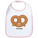 """Twisted"" Bib"