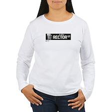 Rector Street in NY T-Shirt