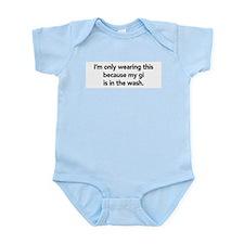 Gi Infant Bodysuit