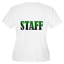 "Pine Tree Cabin - ""STAFF"" T-Shirt"