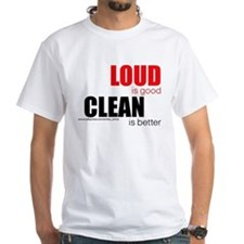 Loud is good...clean is better