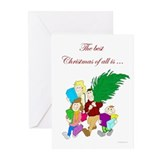 Best Christmas is... Greeting Cards (Pk of 10)