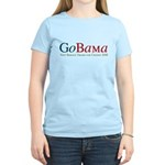 GoBama Go Obama Women's Light T-Shirt