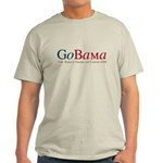 GoBama Go Obama Light T-Shirt