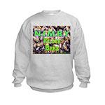 NIMBY Killer Bees Kids Sweatshirt