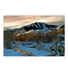 Baldy Sunrise Postcards (Package of 8)