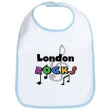 London Rocks Bib